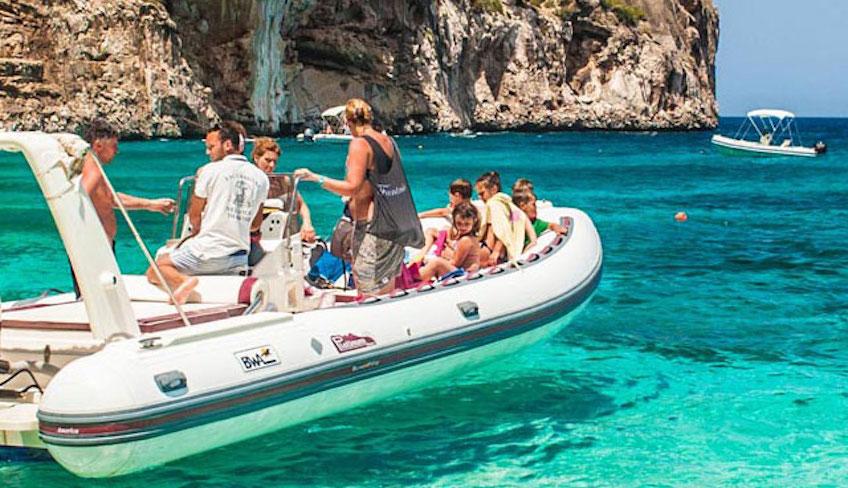 Boating holidays Holiday in Sicily -Cruise Marsala