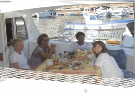 Boating holidays Holiday in Sicily -Yacht rental