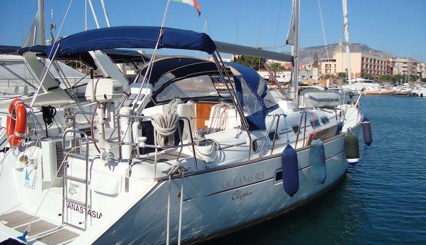 Aegadian Islands Sicily - egadi in barca a vela