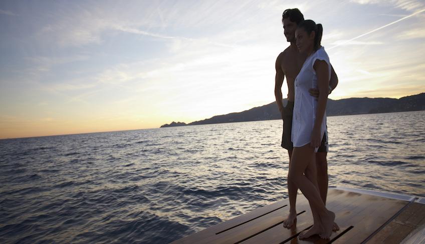 boat tour aeolian islands