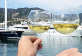 Palermo boat trips - romantic dinner on boat in Palermo