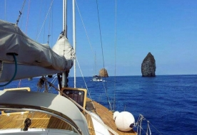 Visit Eolie - boat experience