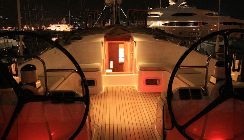 Visit Eolie - sailing in Sicily