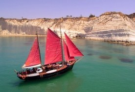 Cruise in Sicilia - sailing tours