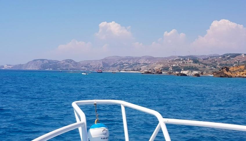 vista barca