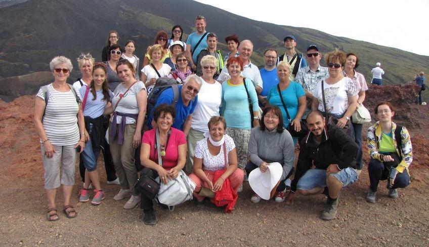 Etna Tour - Sicilian volcanoes