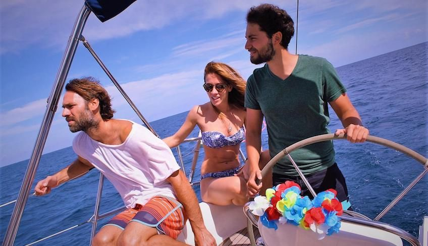 Cruise Palermo - sailing adventures
