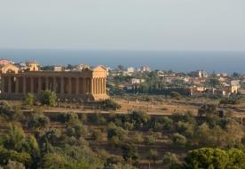 Palermo to Agrigento - tour Agrigento
