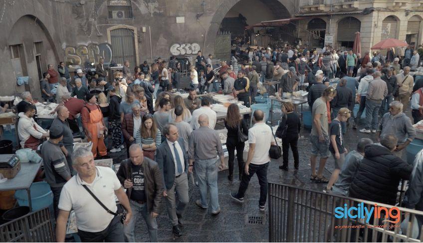 Visit Catania - walking tour