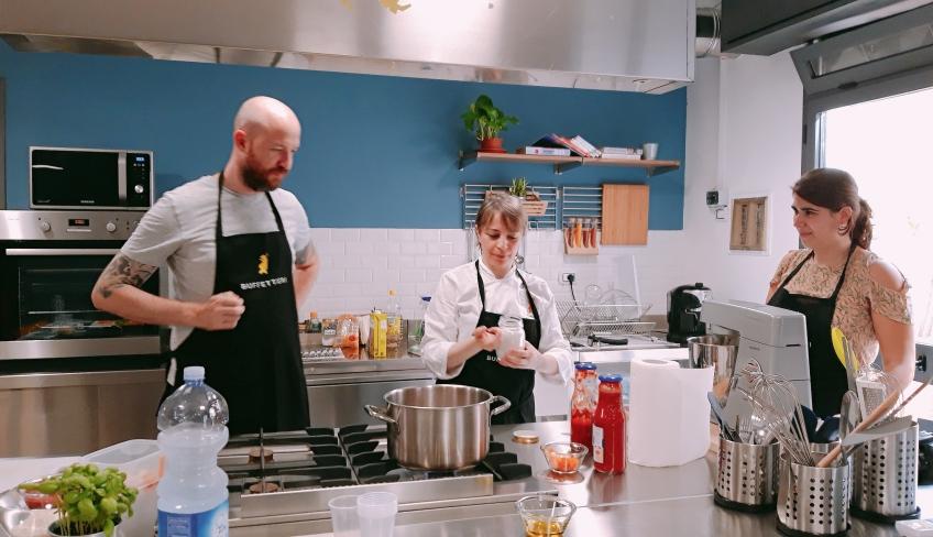 Lezione cucina Siciliana