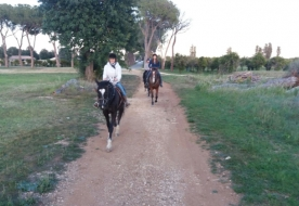 horse riding in sicily - maneggio siracusa