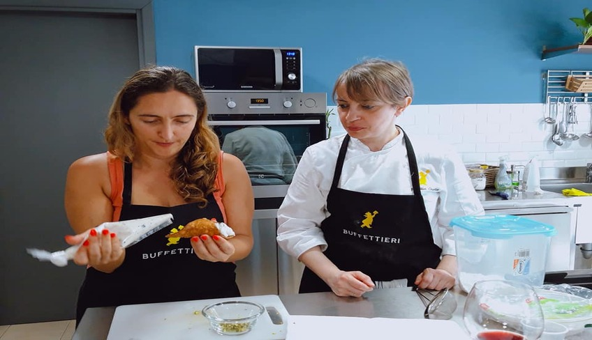 Cooking School Holiday in Sicily -Cooking lesson Sicily