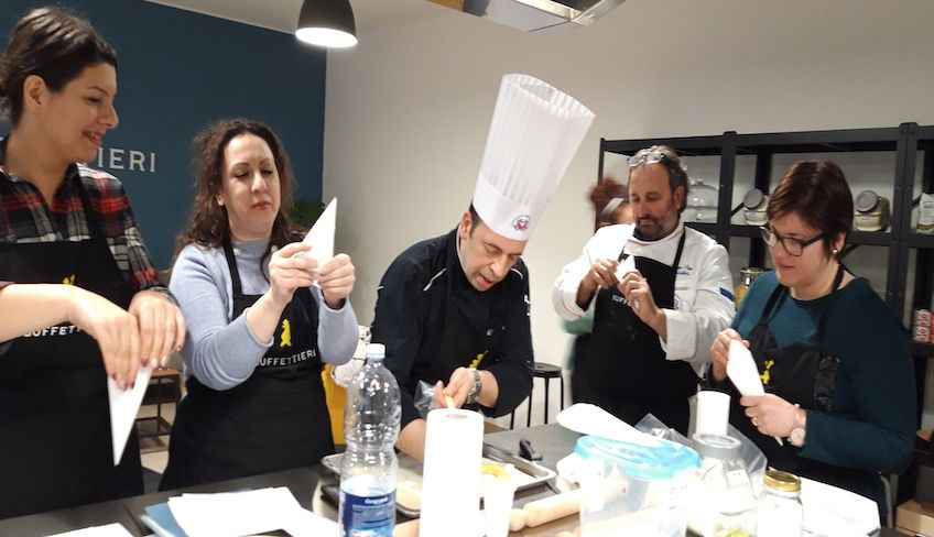 Cooking lesson Sicily - sicilian cakes