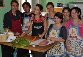 Catania Cooking Class Things to do in Catania