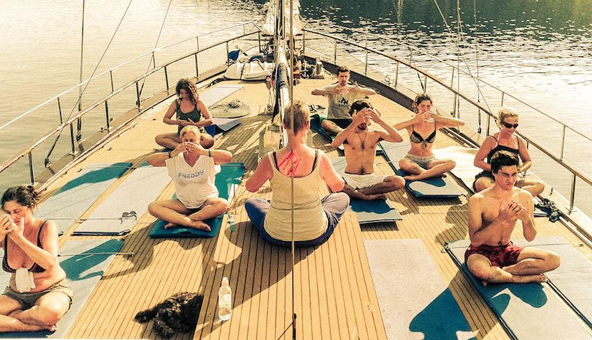 yoga taormina