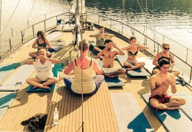 Yoga Holidays - vacanze yoga sicilia