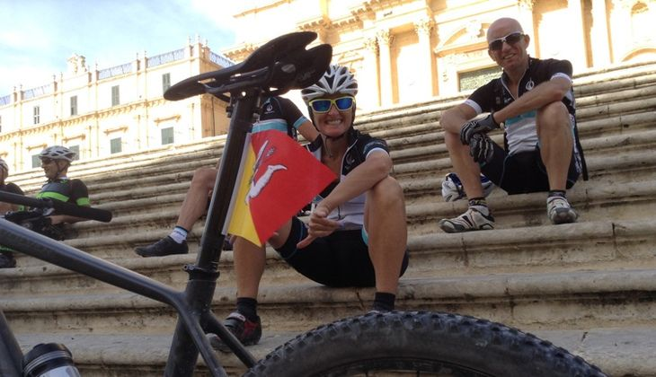 Tour Sicily - sicilia in bici