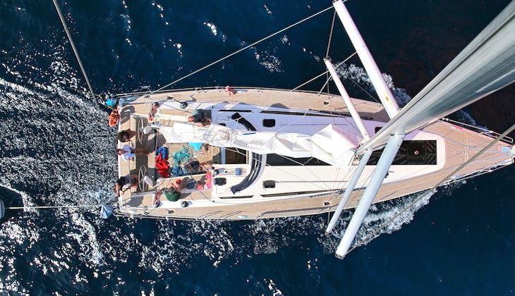 Sailing vacation - mini crociera egadi