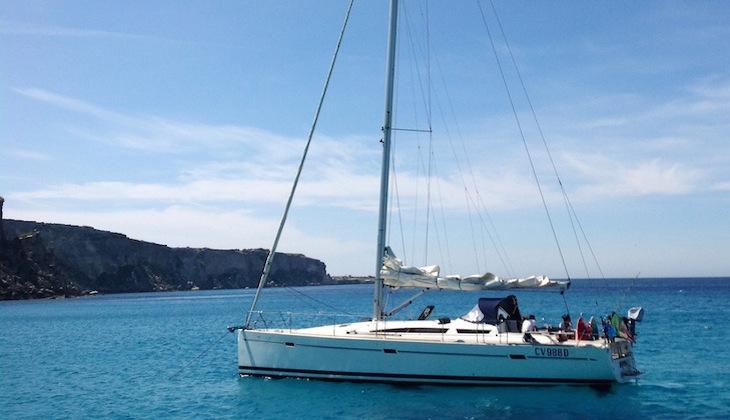 Boating holidays Holiday in Sicily -Sailing vacation