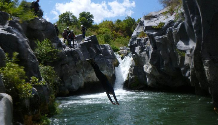 Water Sport - Canyoning