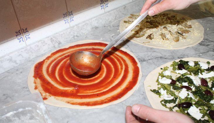 Savoury Recipes - Pizza