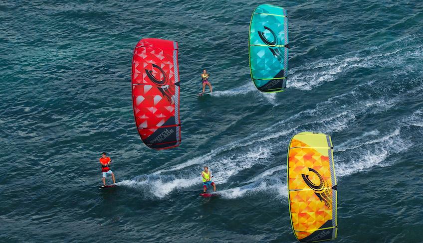 Sport & Adventure Holiday in Sicily -Kitesurf Sicily
