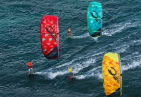 Sport & Adventure Holiday in Sicily -Kitesurf Sicily
