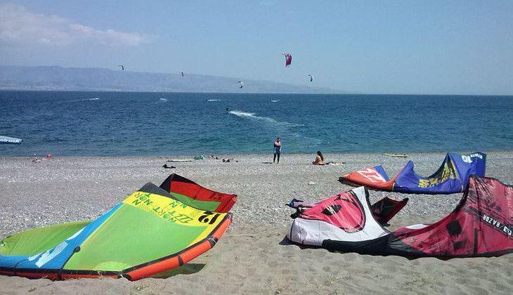 Kitesurf Sicily - kitesurfing courses sicily