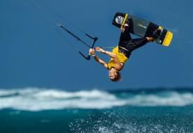 Kitesurf Sicily - extreme sport Sicily