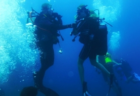Sport & Adventure - Holiday in Sicily - diving holiday