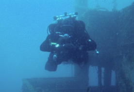Diving Holiday in Sicily - diving holiday
