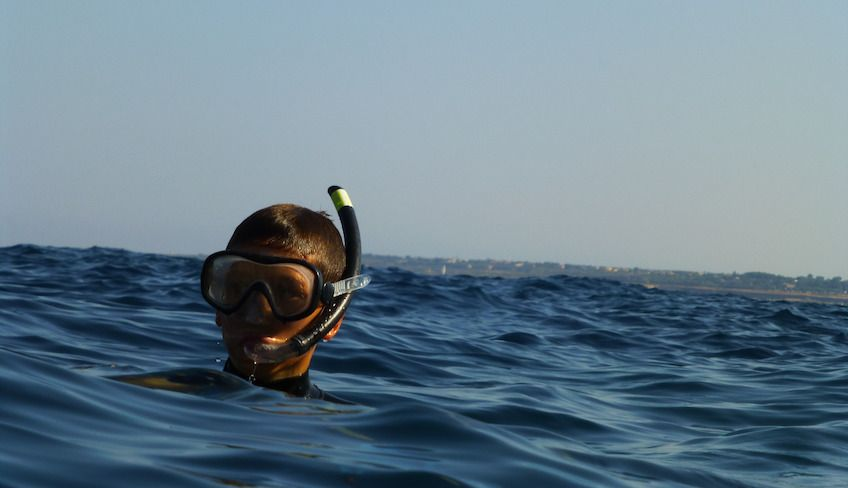 snorkeling siracusa -