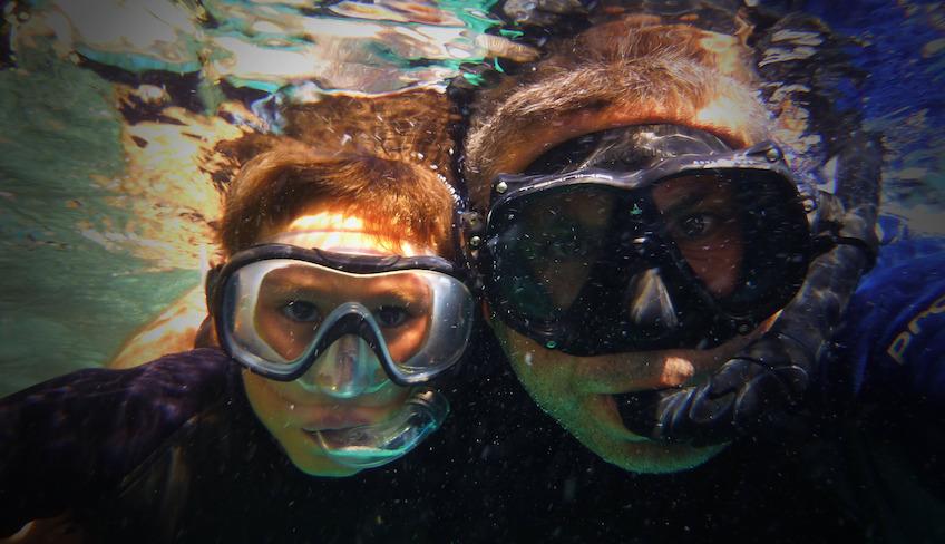 snorkeling siracusa