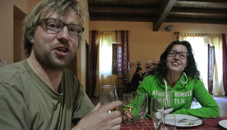 Wine Tasting - Degustazione in Cantina