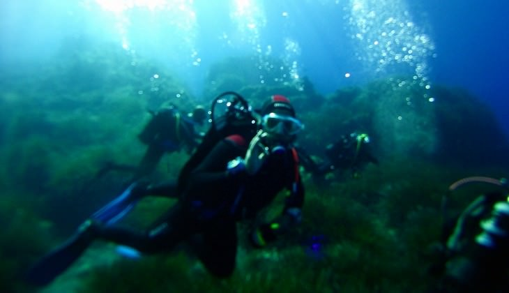 Diving Sicily - activities sports Sicily