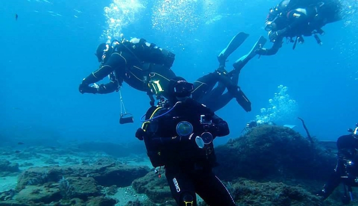 Sport & Adventure Holiday in Sicily -Diving Sicily