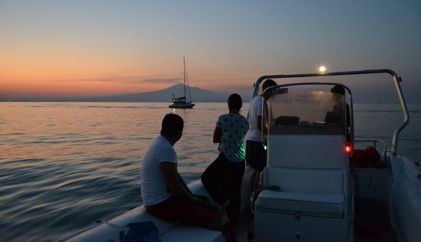 boat trips from catania  -