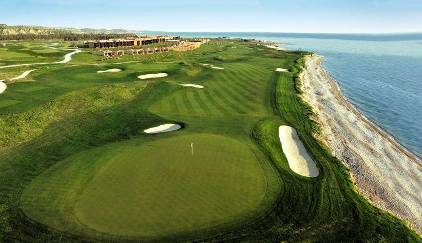 golf resort sicily