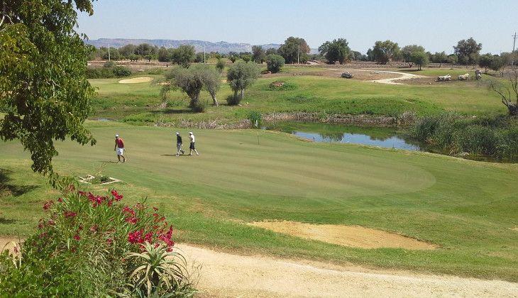 golf resort sicily -