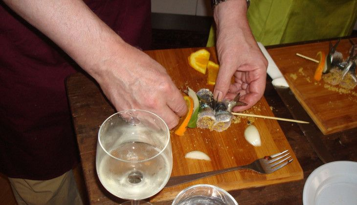 What to do in palermo - cooking class palermo