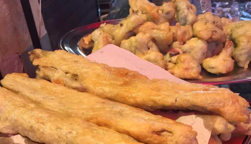 palermo street food - what to do in palermo