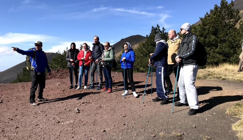 Etna Excursion - Visit Etna