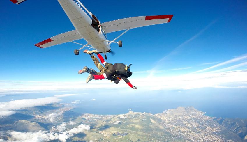 skydiving palermo Skydive palermo skydiving sicily