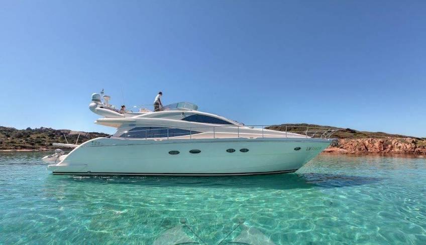 yacht charter aeolian islands