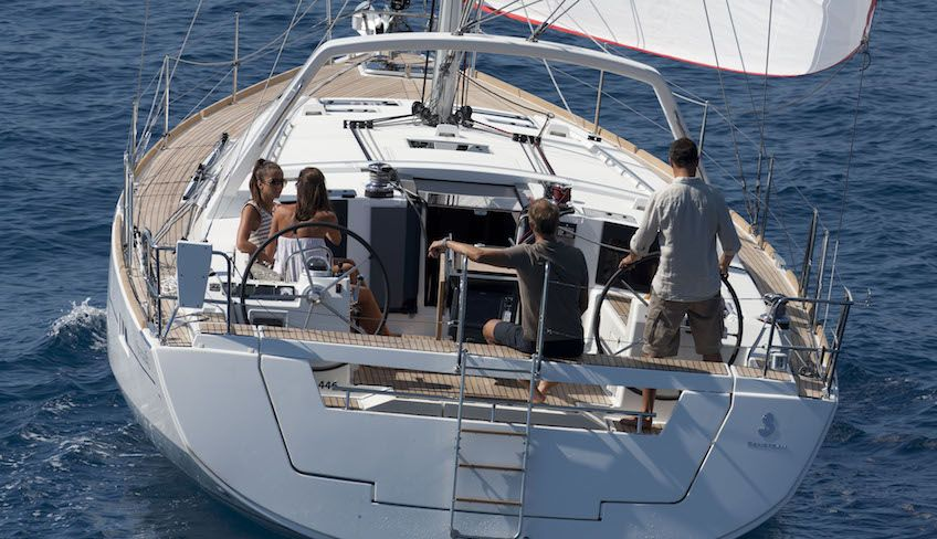 sailing aeolian islands -