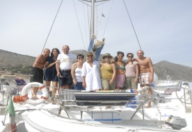 Sicily boat trips - sailing sicily