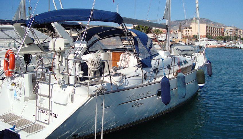 Sailing Sicily - Sicily Yacht Charter
