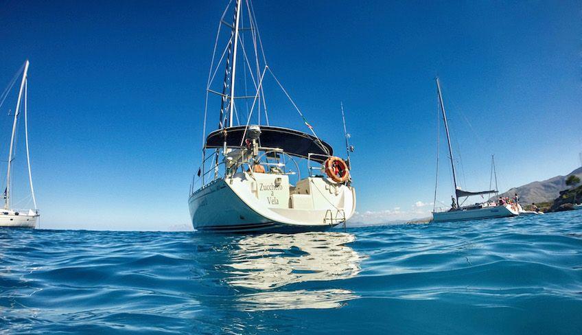 cruise in egadi - egadi islands