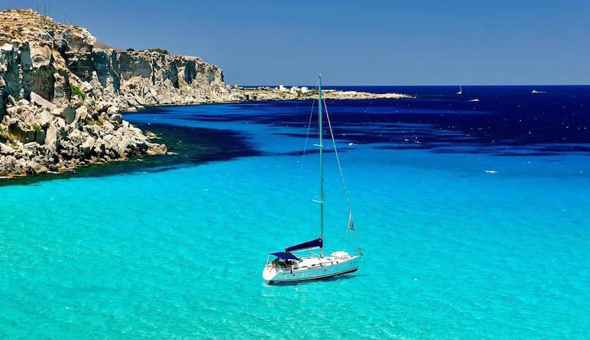 cruise in egadi egadi islands vacation islands