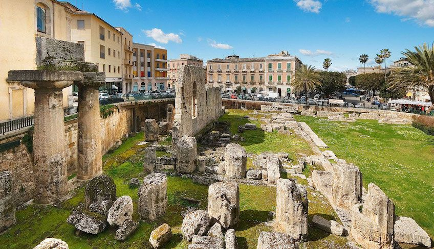things to do in syracuse sicily - siracusa tour